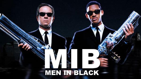 メンインブラック/MEN IN BLACK