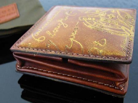 ベルルッティ/Berlutiの財布