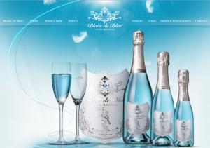青いシャンパン~ブラン・ド・ブルー