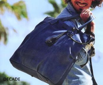 ディケイド/DECADEのレザーバッグ