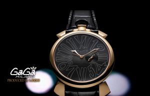 ガガミラノ/GaGaMilano 特注の新作時計