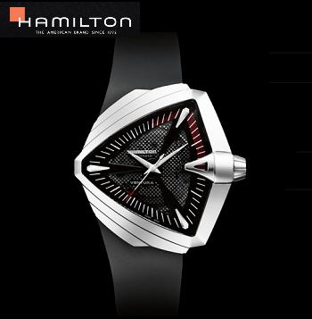 ハミルトンの時計 ベンチュラXXL