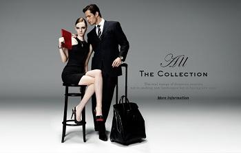 バッグのブランドのジジーノ/ZIZINOがLEONに掲載